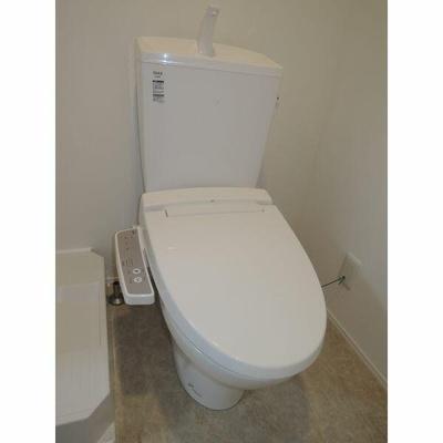 【トイレ】リッシェル平和島