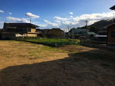 【外観】沖側町 売土地