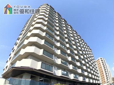 JR「明石駅」まで徒歩約8分の立地に、最上階のお部屋となっております♪