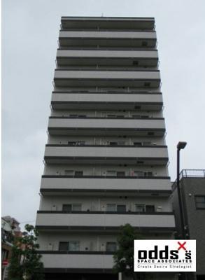 【外観】Rising Place 両国二番館