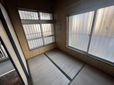 【トイレ】儀間アパートB棟