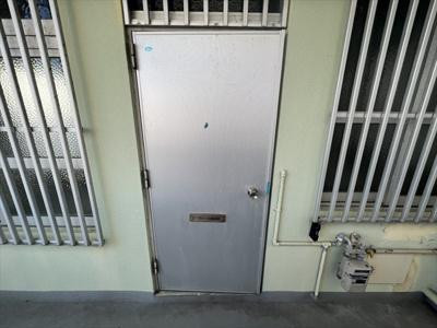 【和室】儀間アパートB棟