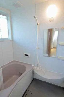 【浴室】カサデフローレスA