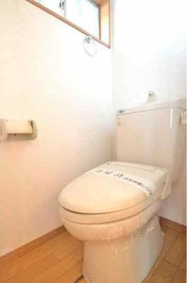 【トイレ】カサデフローレスA