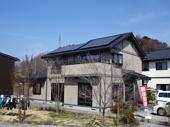 伊那市西町再生住宅の画像