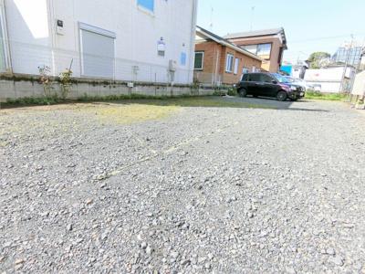 【駐車場】ビューハイツ