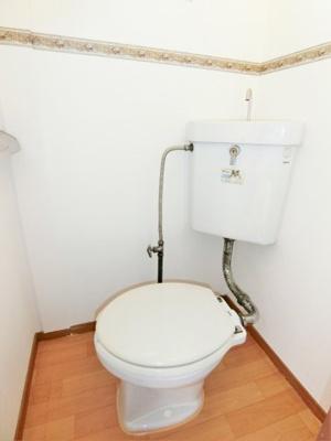 【トイレ】ビューハイツ