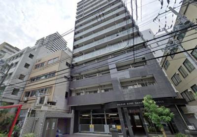 【外観】エスリード神戸三宮ラグジェ