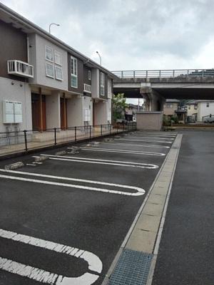 【駐車場】プラッツ渡里C
