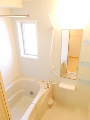 【浴室】プラッツ渡里C