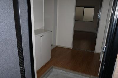 105号の室内写真です