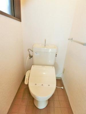 【トイレ】シティハイムハマノ