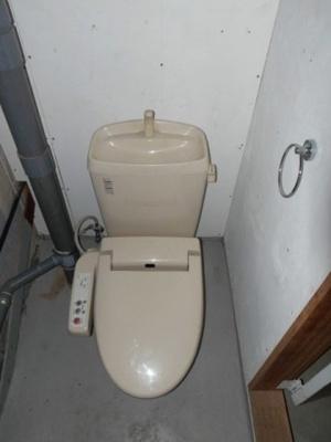【トイレ】クロサワビル