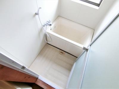 【浴室】フライトハイツ