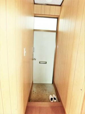 【玄関】フライトハイツ