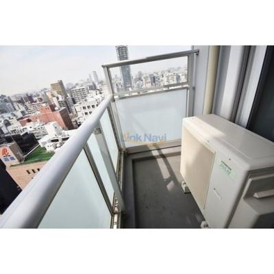 【バルコニー】アステリオ北堀江ザ・メトロタワー