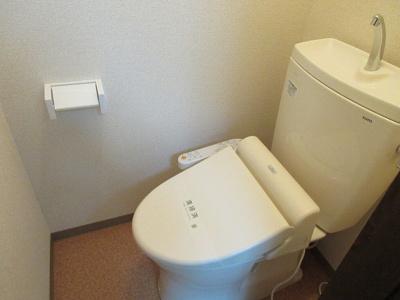 【トイレ】ベルローズ梶ヶ谷