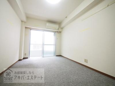 【居間・リビング】ダイホープラザ西日暮里