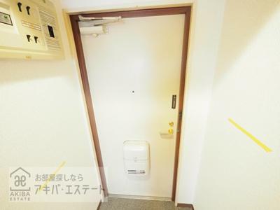 【玄関】ダイホープラザ西日暮里