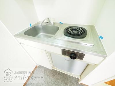 【キッチン】ダイホープラザ西日暮里