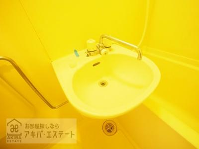 【洗面所】ダイホープラザ西日暮里