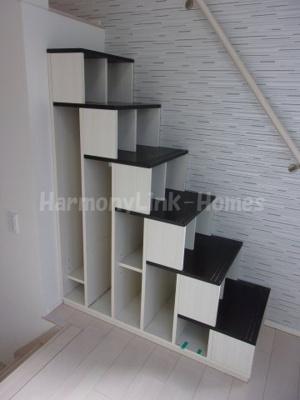 レジデンスY・Mの収納付き階段☆
