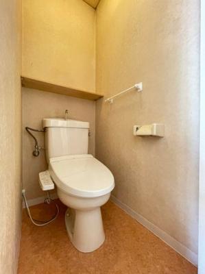 【トイレ】サンテラス池内