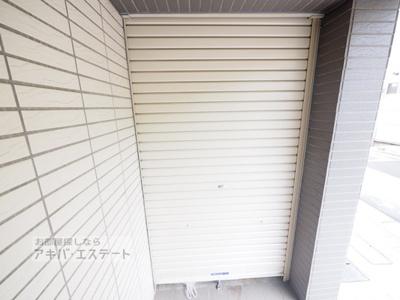 【玄関】ヴィサージュ東日暮里
