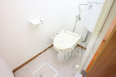 【トイレ】キャメルコート東三国