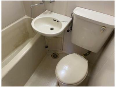 【浴室】ブランシェ中央林間