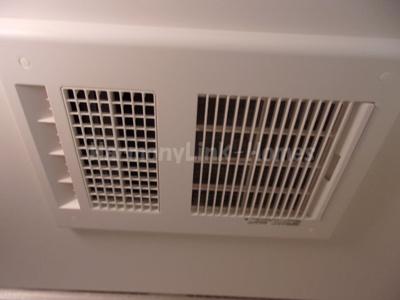 レクラン五反野の浴室乾燥機☆