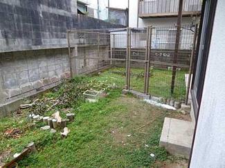 【庭】広島市東区馬木3丁目 やすらぎヶ丘