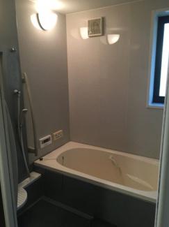 【浴室】松山市 食場 中古住宅 61.70坪
