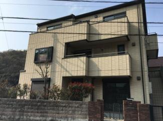 【外観】松山市 食場 中古住宅 61.70坪
