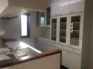 【キッチン】松山市 食場 中古住宅 61.70坪