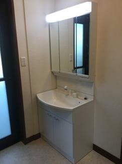 【独立洗面台】松山市 食場 中古住宅 61.70坪