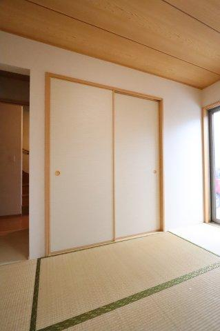 和室です 三郷新築ナビで検索