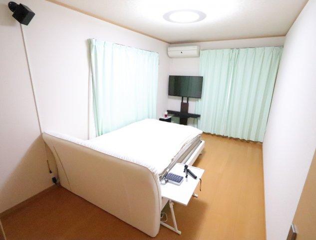 広くて明るい寝室 三郷新築ナビで検索