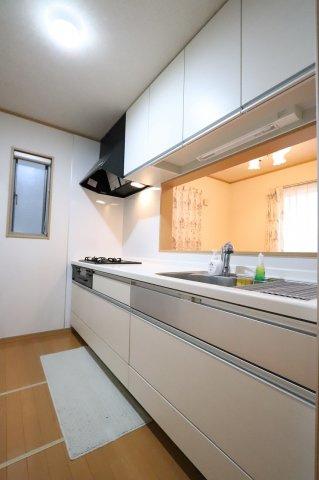 お料理しやすいキッチンです 三郷新築ナビで検索