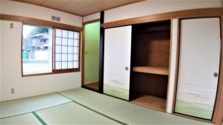 佐倉市城内町 中古戸建 佐倉駅 日当たりもよく、収納も豊富な1階和室!