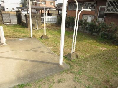 【庭】桜島7丁目神戸様貸家