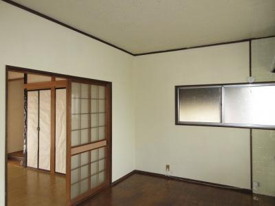 【内装】桜島7丁目神戸様貸家