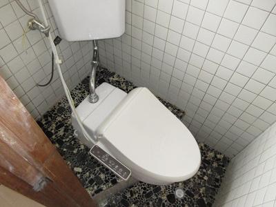 【トイレ】桜島7丁目神戸様貸家