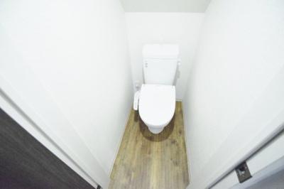 【トイレ】ロッヂi恵我之荘6丁目A号