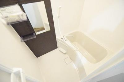 【浴室】ロッヂi恵我之荘6丁目A号