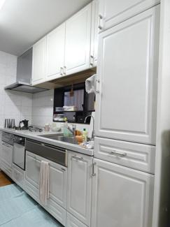 【キッチン】尼崎市食満 中古戸建