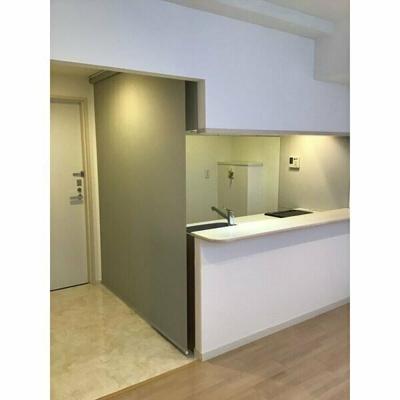 【キッチン】KDXレジデンス東桜I ★ロールスクリーン設置部屋ございます。