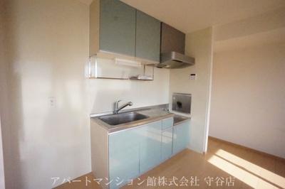 【キッチン】レジデンスヒルズA