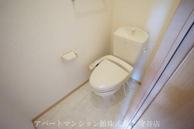 【トイレ】レジデンスヒルズA