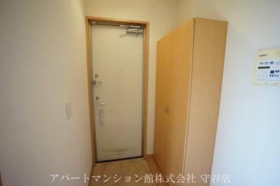 【玄関】レジデンスヒルズA